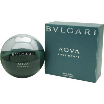 303-155 - Bvlgari Men's Bvlgari Aqua Eau de Toilette Spray - 3.4 oz