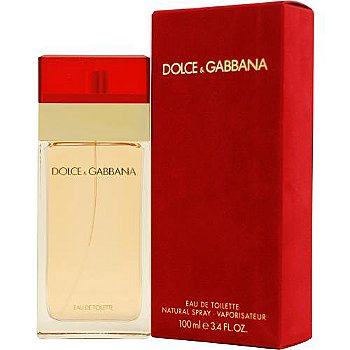 303-166 - Dolce & Gabbana Women's Eau de Toilette Spray - 3.3 oz