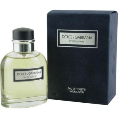303-218 - Dolce & Gabbana Men's Eau de Toilette Spray - 2.5 oz