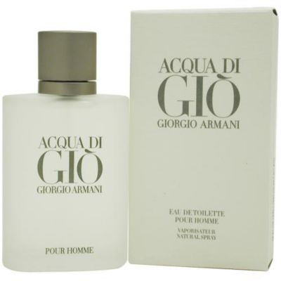303-250 - Giorgio Armani Acqua Di Gio Men's Eau de Toilette Spray – 6.7 oz