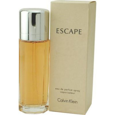 303-259 - Calvin Klein Escape Women's Eau De Parfum Spray – 3.4 oz