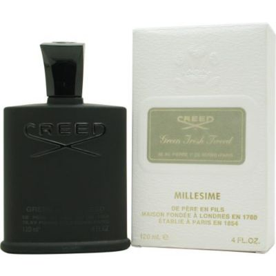 303-379 - Creed Men's Green Irish Tweed Eau De Toilette Spray - 4 oz
