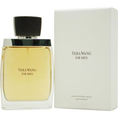 303-452 - Vera Wang Men's Eau de Toilette Spray - 3.4 oz