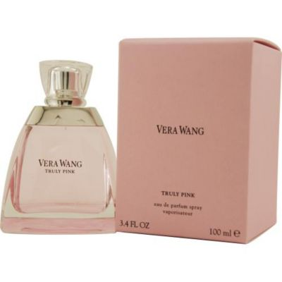 303-469 - Vera Wang Women's Truly Pink Eau de Parfum Spray - 3.4 oz