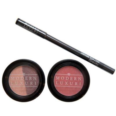 303-512 - Modern Luxuri Eyeshadow, Liner & Blush Set
