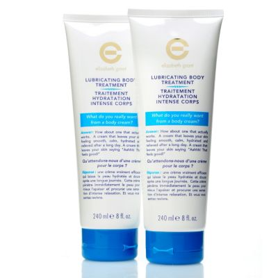 303-887 - Elizabeth Grant Lubricating Body Treatment Duo 8 oz Each