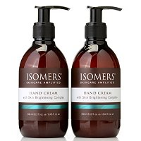 ISOMERS Hand Cream 2-Pack