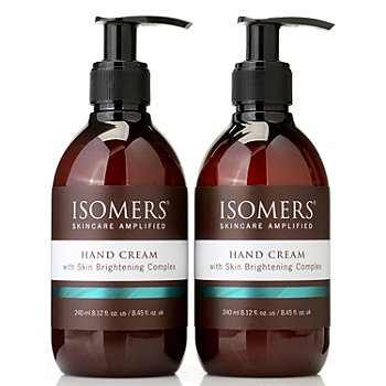 303-898 - ISOMERS® Two-Pack Hand Cream 8.12 Each