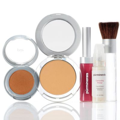 304-015 - Pür Minerals Five-Piece Complexion Perfection Collection