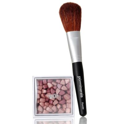 304-024 - Pür Minerals Rocks Powder 0.35 oz w/ Powder Brush