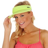 SunSoul Anti-Aging Light Therapy Sun Visor with UV Protection