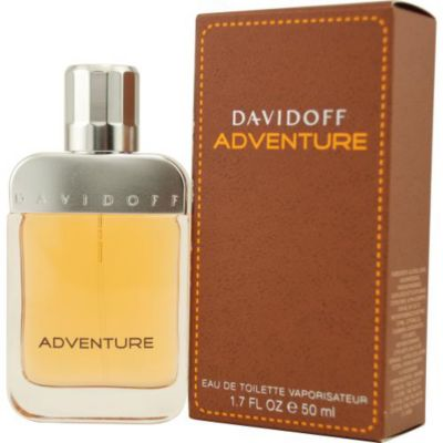 304-066 - Davidoff Adventure Men's Eau De Toilette Spray – 1.7 oz