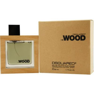 304-084 - He Wood Men's Eau De Toilette Spray – 1.7 oz