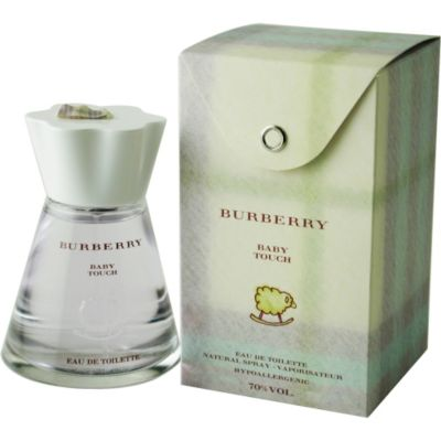 304-233 - Burberry Women's Baby Touch Eau De Toilette Spray - 3.3 oz