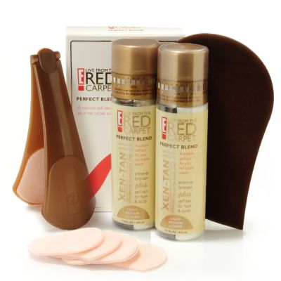304-284 - XEN-TAN® E! Live from the Red Carpet Four-Piece Perfect Tan Collection