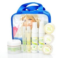 Suzanne Somers Skincare Travel Kit