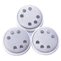 ANSR:SOLE Replacement Polishing Plate Set of 3