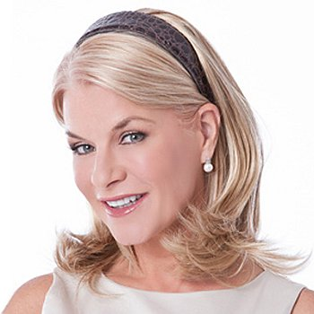 304-548 - Toni Brattin® 17'' Headband Falls Straight Hair Extension