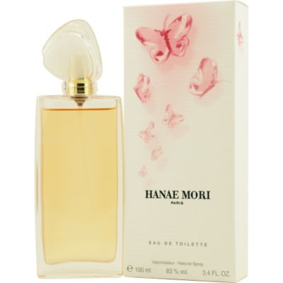 304-639 - Hanae Mori Women's Eau De Toilette Spray – 3.4 oz