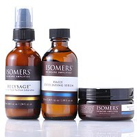 Isomers Pores Away Trio