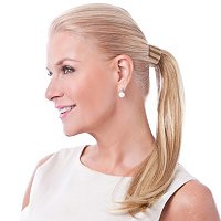 Toni Brattin Snap & Wrap Pony Straight