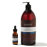 Isomers Copper P Concentrate Liter with Copper P Concentrate 1oz