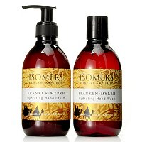 Isomers Franken-Myrrh Hand Wash and Hand Cream Gift Set