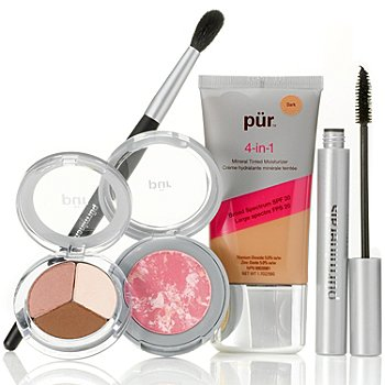 304-729 - Pür Minerals Five-Piece Fresh Look Collection