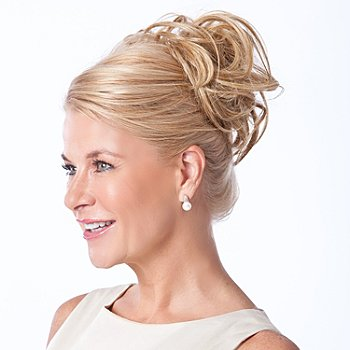 304-770 - Toni Brattin Twist Classic Hairpiece w/ Bonus Toni Twist