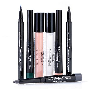 304-906 - Skinn Cosmetics Seven-Piece Eye Defining Set