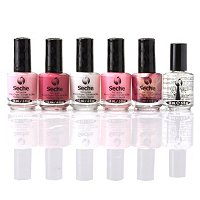 Seche 5-Piece French Manicure with Fast Dry Top Coat