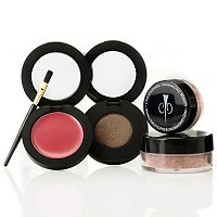 Christopher Drummond Beauty Best of Eyes and Lips 6PC Kit w/ Bag and Tip Card