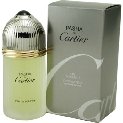 304-972 - Pasha De Cartier Men's Eau de Toilette Spray – 3.3 oz