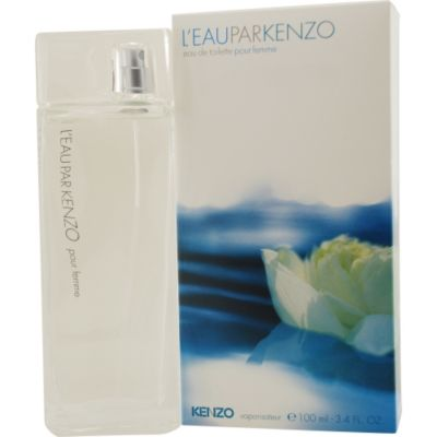 305-019 - L'Eau Par Kenzo Women's Eau De Toilette Spray - 3.4 oz