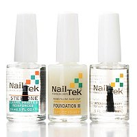 Nail Tek 1. Step 1 + Foundation + Intensive Therapy
