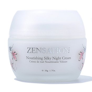 305-121 - ZENSATION® Nourishing Silky Night Cream 1.7 oz