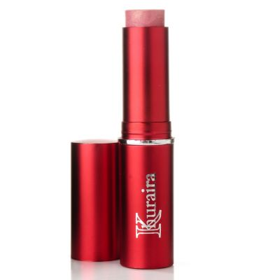 "305-148 - Khuraira Cosmetics Shimmer Stick in ""Pretty Pink"" 0.28 oz"