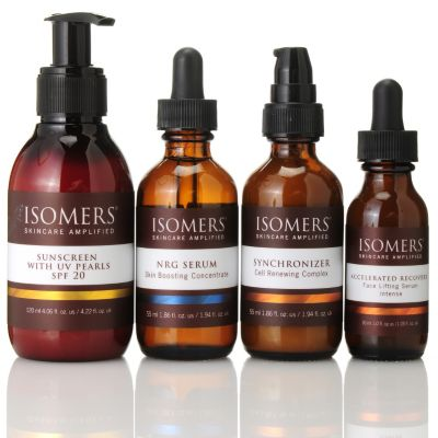 305-158 - ISOMERS® Four-Piece Manuela's Spring Club Picks for Skin Renewal