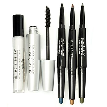 305-184 - Skinn Cosmetics Five-Piece ''Dream a Little Dream'' Eye Kit