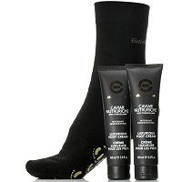 Elizabeth Grant CAVIAR FOOT CREAM DUO WITH MOISTURUZING SOCK