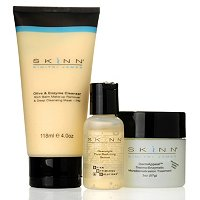 Skinn Cosmetics 3 Piece Pore Minimizing Kit