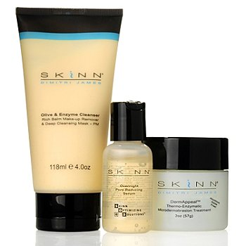 305-223 - Skinn Cosmetics Three-Piece Pore Minimizing Kit