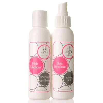 305-226 - Toni Brattin Two-Piece Shampoo & Conditioner-in-One & Holding Mist Hair Care Kit