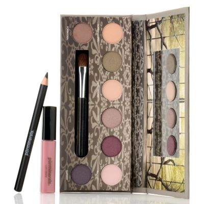 "305-247 - Pür Minerals Three-Piece ""Beautiful Creatures"" Palette Collection"