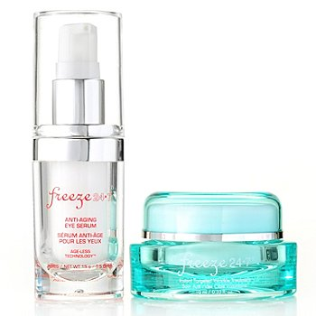 305-290 - Freeze 24-7® Targeted Wrinkle Treatment & Eye Serum Duo