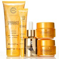 Elizabeth Grant Five-Piece Vitamin C Hydra Moist Kit