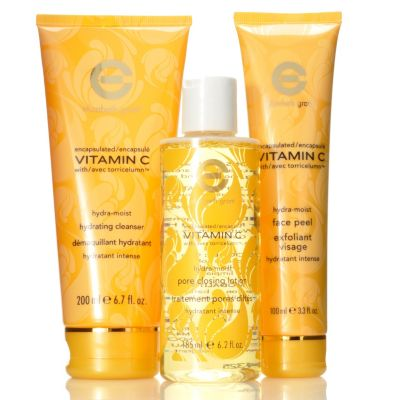 305-300 - Elizabeth Grant Three-Piece Hydra-Moist Deep Facial Cleaning Kit