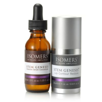 305-330 - ISOMERS® Stem Genesis® Intensive Serum & Lip Contour Restore Duo