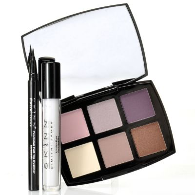 "305-409 - Skinn Cosmetics Three-Piece ""Dynamic Eye"" Collection"