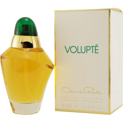 305-435 - Oscar de la Renta Women's Volupte Eau De Toilette Spray - 3.3 oz